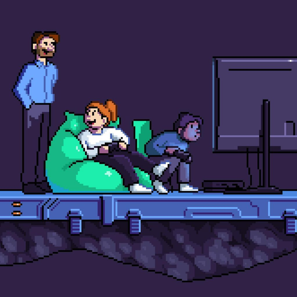 Møteplass datakultur gamere